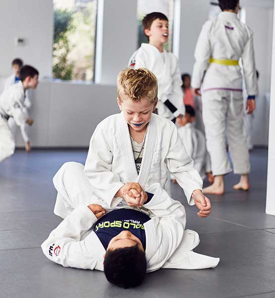 Kids Program - Brazilian Jiu-Jitsu